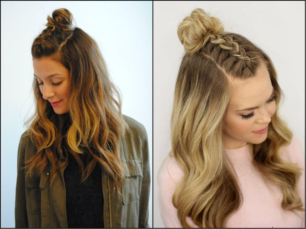 5 Braid Hairstyles: 14 Easy Braid Hairstyles You Can Try